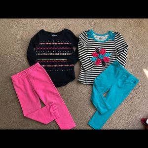 2T Outfits NWT